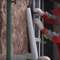 Как утеплить стены дома снаружи — выбор материала, способы, пошаговые инструкции