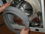 Как снять резинку с барабана стиральной машины своими руками: общие рекомендации и пошаговая инструкция