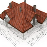 Как рассчитать площадь крыши: необходимые замеры и формулы + онлайн калькулятор