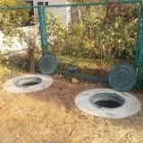 Канализация из бетонных колец с переливом: поэтапный монтаж своими руками