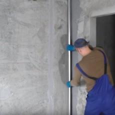Подготовка стен под покраску — порядок работ, технология и этапы, пошаговая инструкция