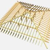 Онлайн калькулятор расчета площади шатровой или вальмовой крыши