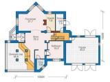 План дома 10 на 10 двухэтажный — лучшие проекты, советы экспертов