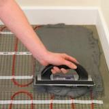Плиточный клей для теплого пола: какой лучше, расчет и правила применения