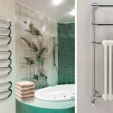 Сушилка для полотенец в ванную: разновидности и как установить самостоятельно