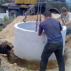 Септик для дома постоянного проживания из бетонных колец своими руками – пошаговая инструкция