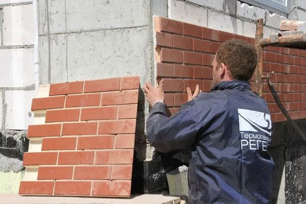 Как правильно монтировать фасадные панели