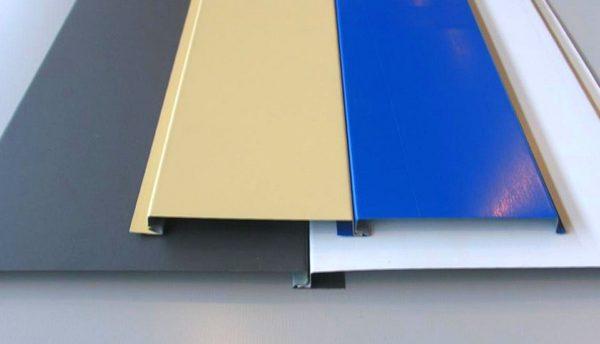 Металлические панели для фасада и стен