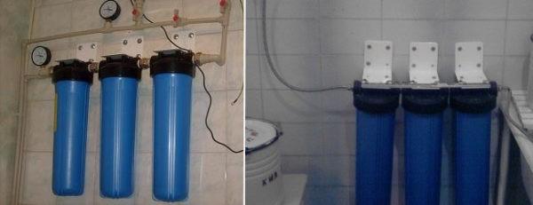 Перед тем, как купить бытовой фильтр очистки воды от железа, необходимо разобраться в их разновидностях и принципах действия