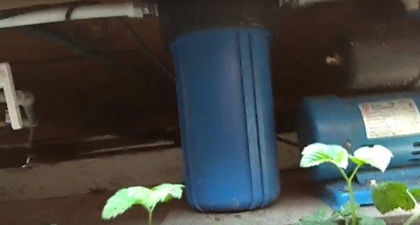 Фильтр мелкой очистки