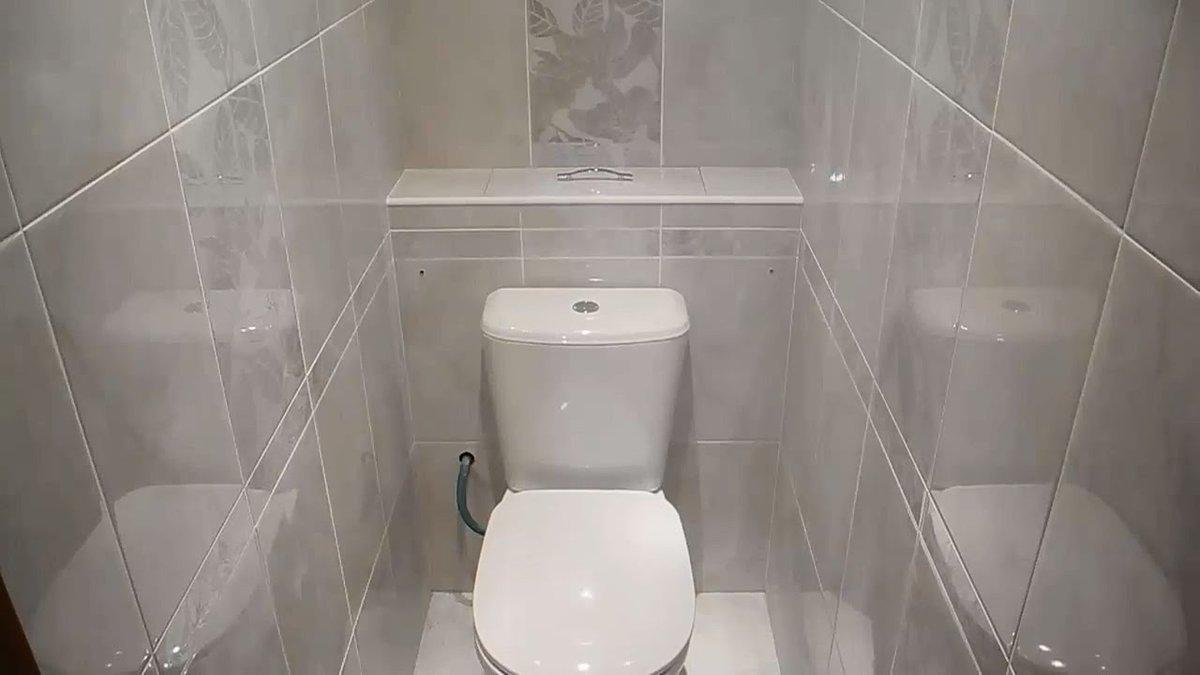 Как закрыть трубы в туалете: способы и инструкции
