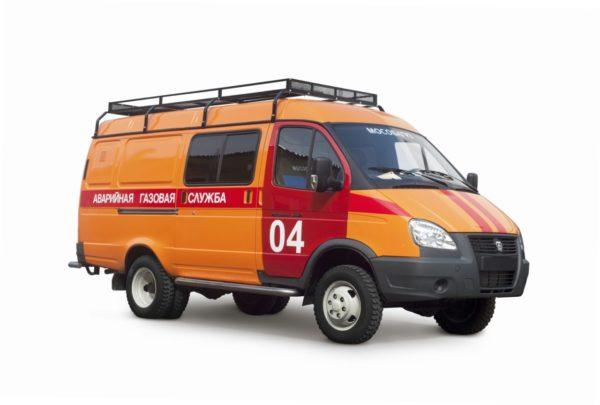 Вызовите аварийную газовую службу при возникновении проблем в работе колонки