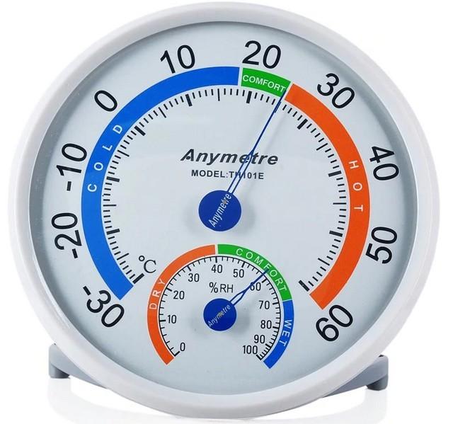 На многих приборах бытового предназначения, специально для удобства владельцев, выделены «диапазоны комфорта» как по температуре, так и по относительной влажности.
