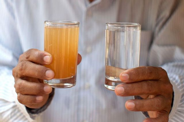 Одна из наиболее распространённых проблем с водой из автономного источника – повышенной содержание железа.