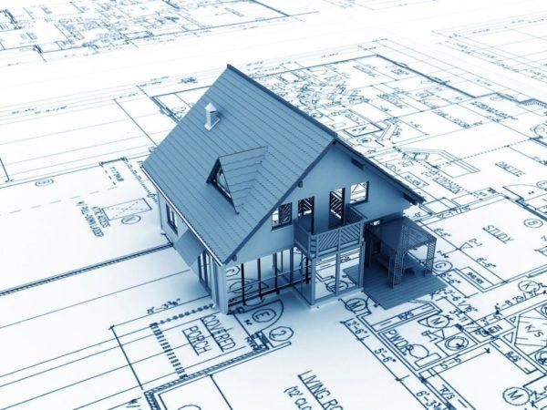Как рассчитать площадь крыши?
