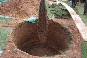 Выгребная яма без дна своими руками