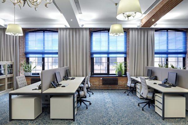 Лофт – неплохое решение для современного офиса