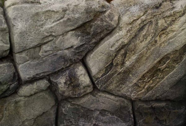 Фактура «скала»