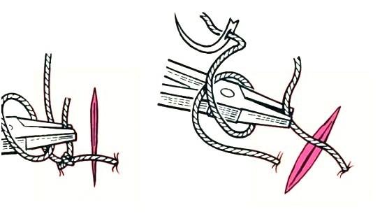 Устранение пореза на ткани