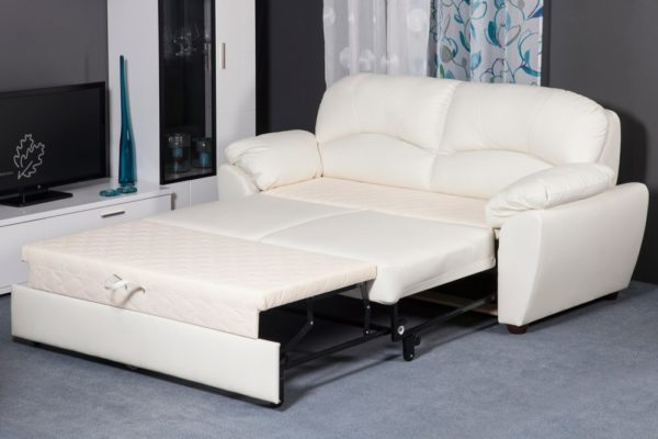 Раскладывающийся диван практичнее обыкновенной кровати