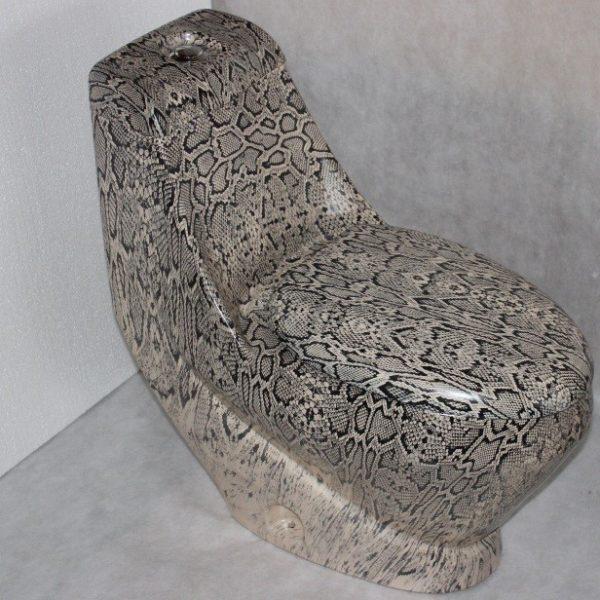 Эксклюзив: глазурь на керамике имитирует кожу