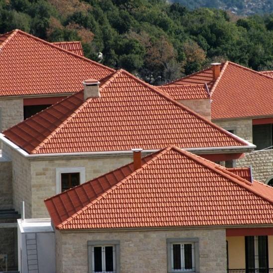 Шатровые крыши