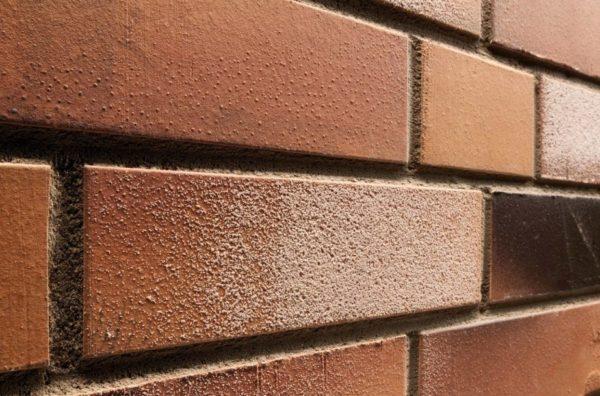Плитка-кирпичик из клинкера – монтаж клеевой
