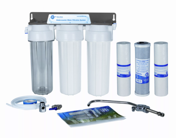 Рекомендуется использовать специальные фильтры для водопровода