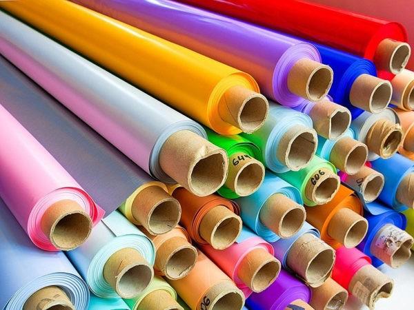 Пленка разнообразна и позволяет создавать полотна любого оттенка