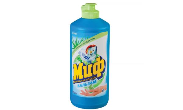 С целью большей эффективности рекомендуется использовать средство для мытья посуды