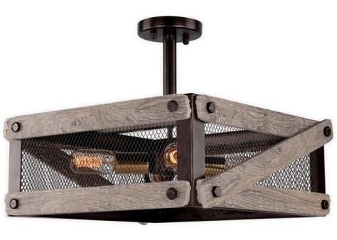 Дизайнерский подход к оформлению светильника