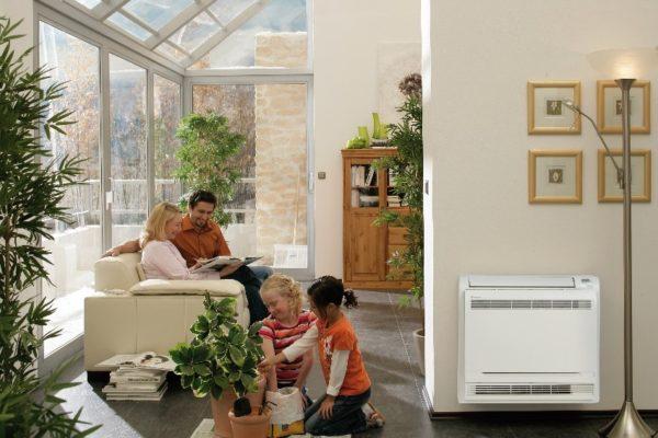 Кондиционер - устройство для поддержания и установки определенной температуры в помещении