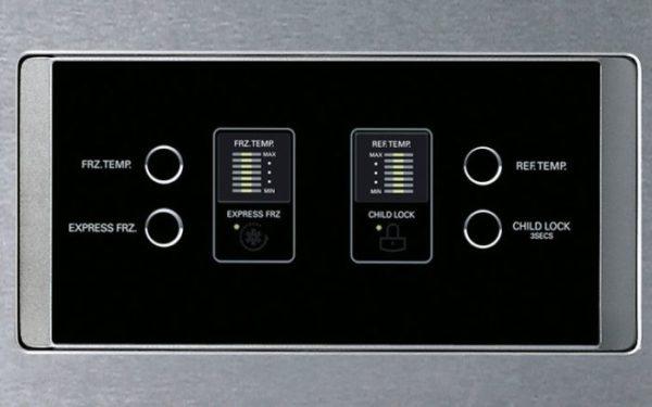 Как повысить температуру в холодильнике