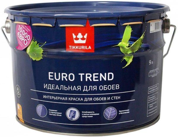 Компания Тиккурила - один из мировых лидеров по производству лакокрасочных изделий