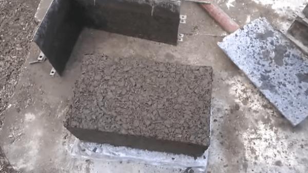Извлеченный из формы блок