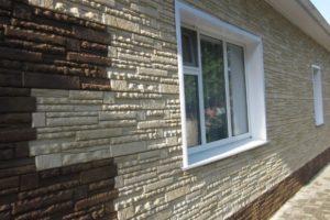 Навесные панели для облицовки фасада