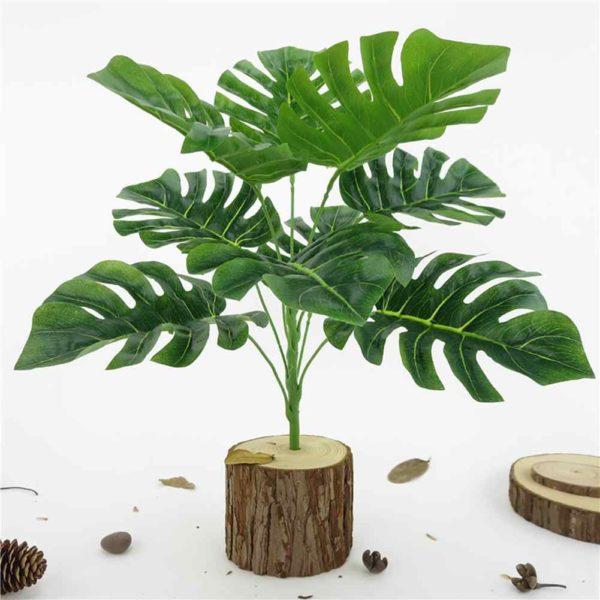 Искусственные растения не обязательно покупать в горшках