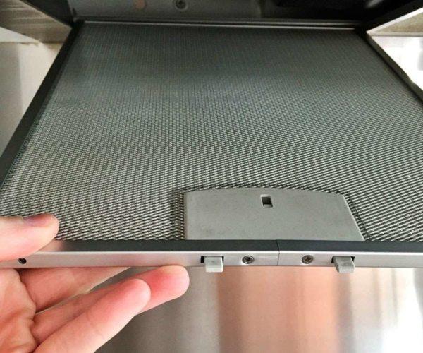 Металлический фильтр для улавливания жира