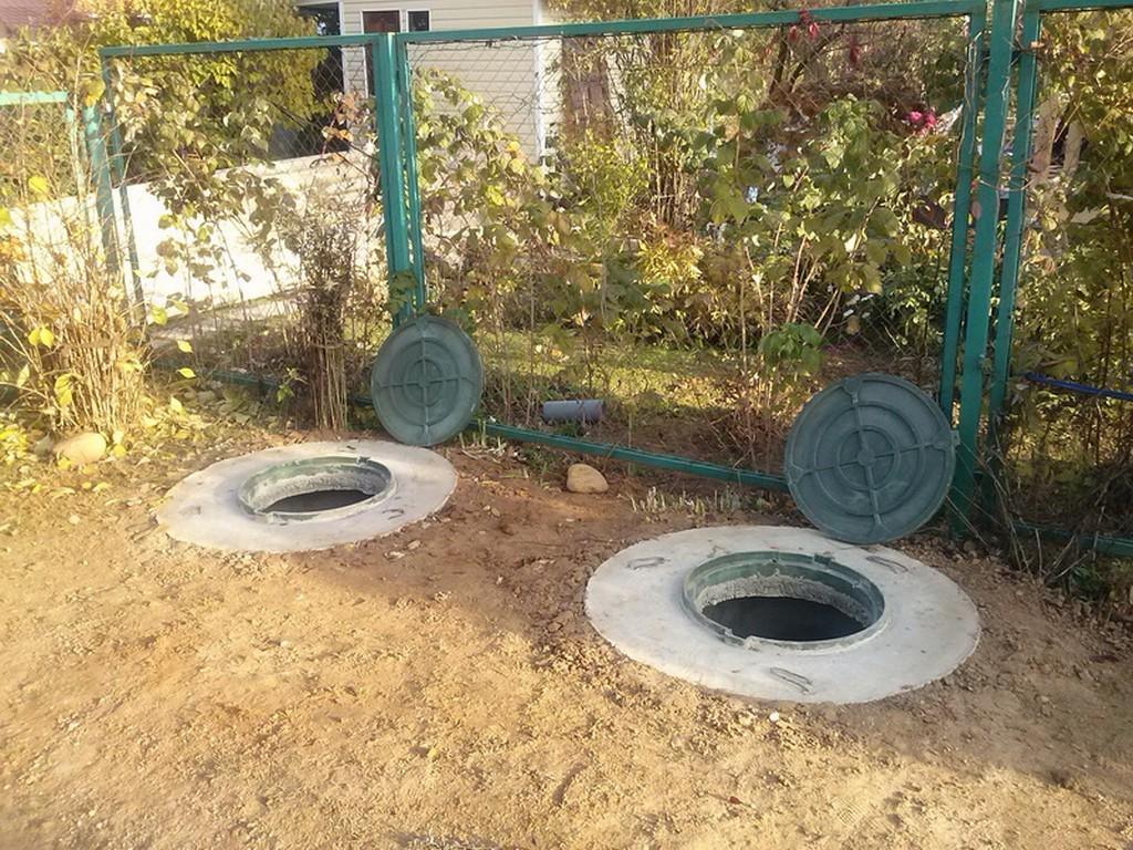 Монтаж колец для канализации своими руками