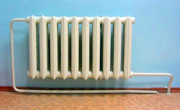 Кондиционер не заменит систему центрального отопления зимой