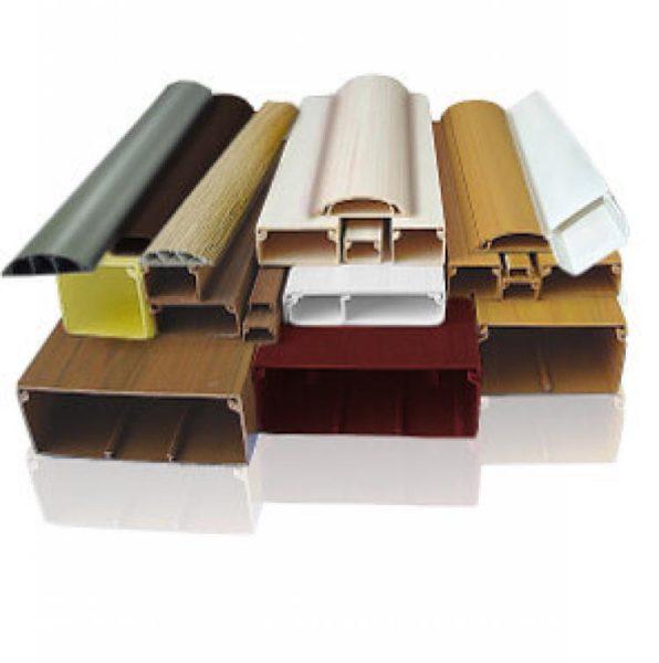 ПВХ - материал, которому можно придать любой цвет, свой первоначальный вид он сохраняет на весь период эксплуатации