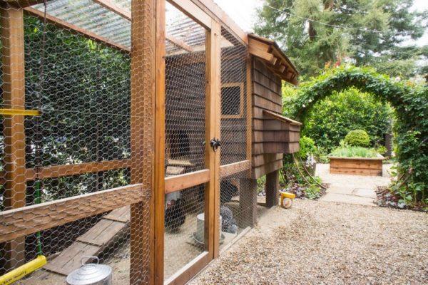 Небольшой красивый и уютный дом для домашней птицы вполне можно построить своими руками