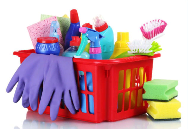 Регулярная уборка позволит предотвратить появление грибков на стенах