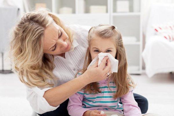 Плесень на стенах вызывает тяжелые формы аллергии