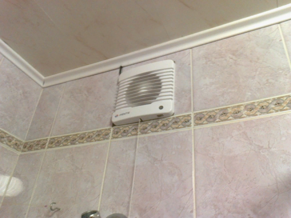 Необходимо периодически проверять исправность вентиляции