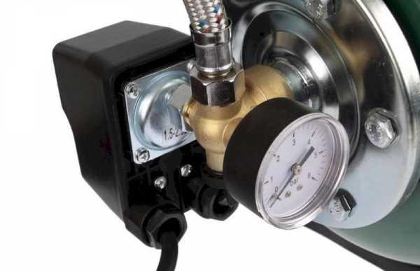 Выбор давления прямо влияет на качество работы оборудования