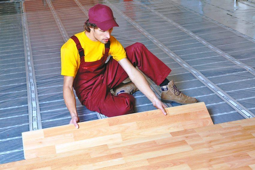 Инфракрасный пленочный теплый пол — современная система эффективного отопления в доме