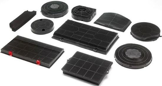Виды угольных фильтров
