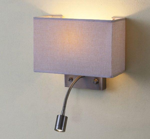 Бра с LED подсветкой