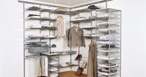 Гардеробная система — это способ хранения вещей в квартире